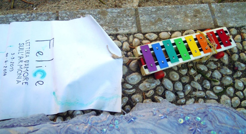 The Rainbow Xylophone – Photograph by Paola Zema